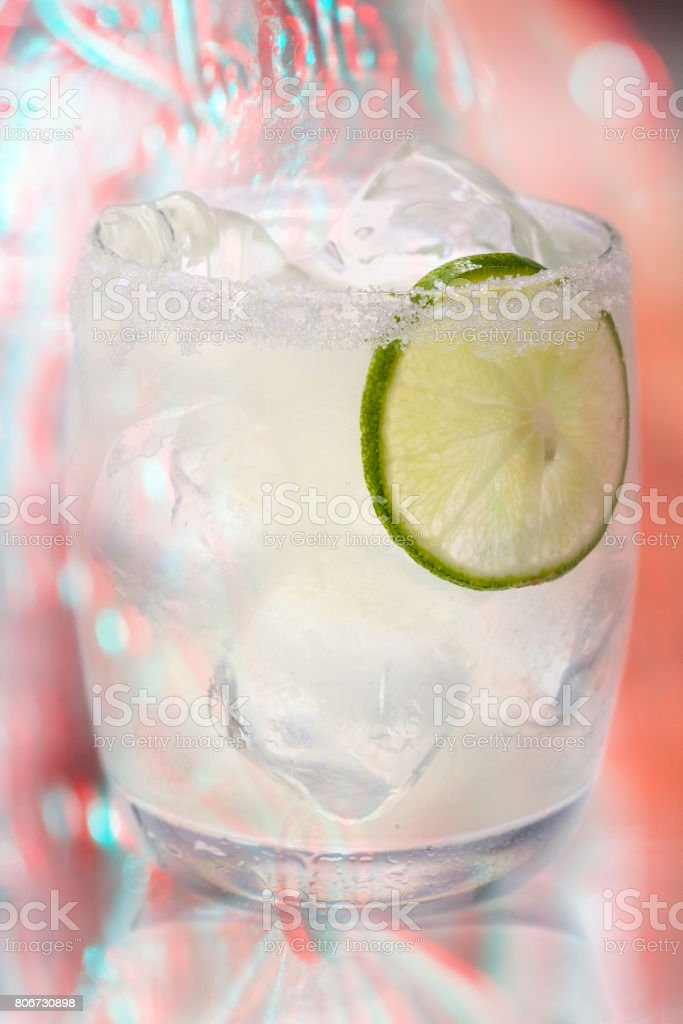 margarita for summer stock photo