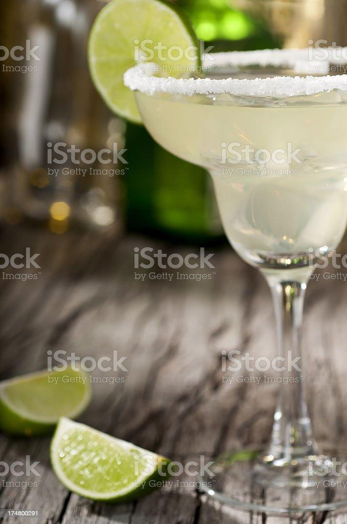 Margarita stock photo