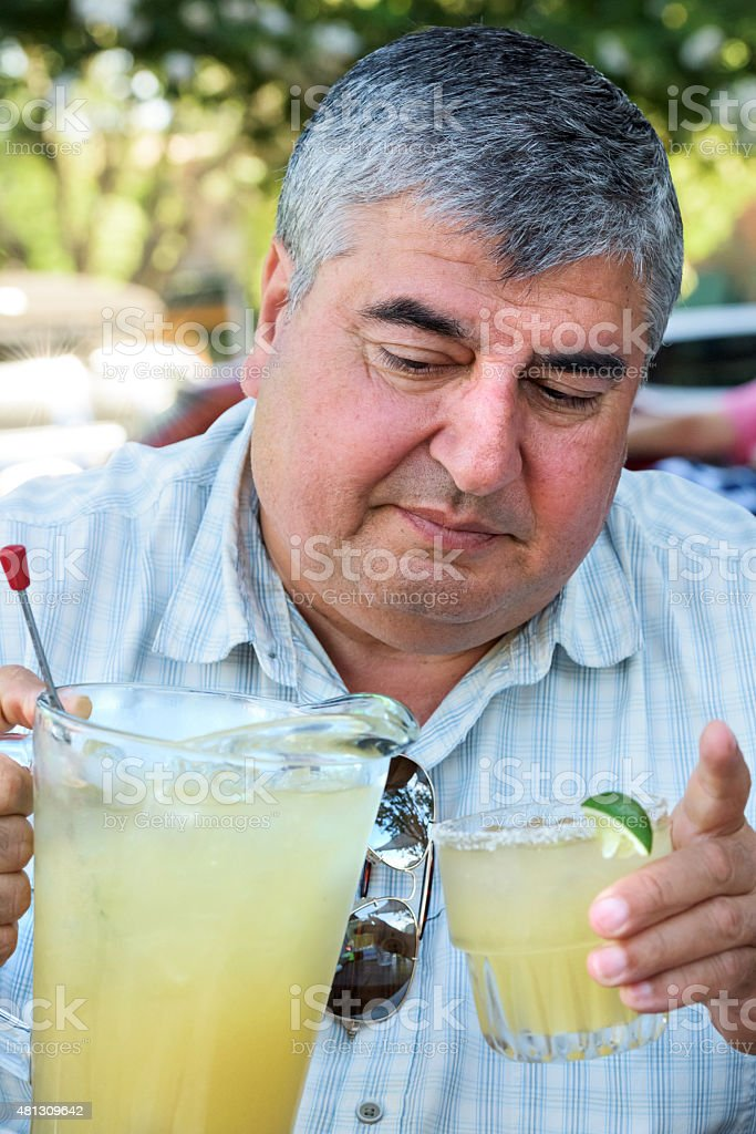 Margarita Time stock photo