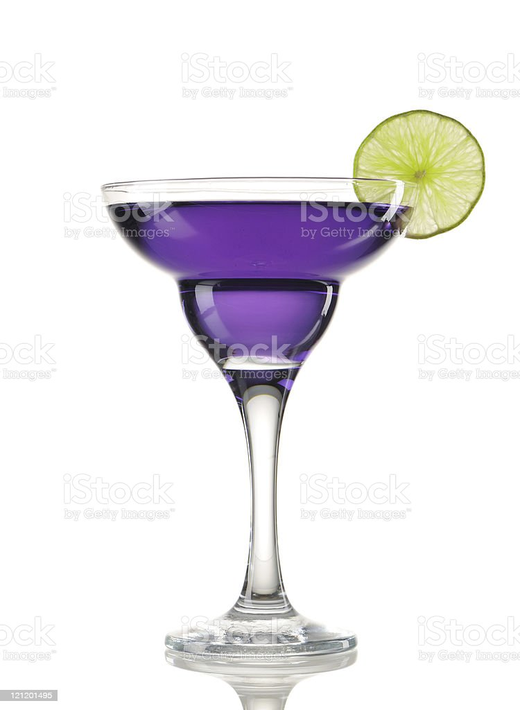 Margarita/Daiquiri cocktail royalty-free stock photo