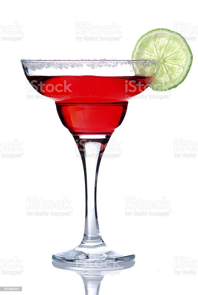 Margarita/Daiquiri cocktail stock photo
