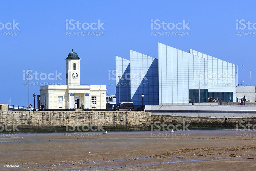 Margate Kent-Angleterre photo libre de droits