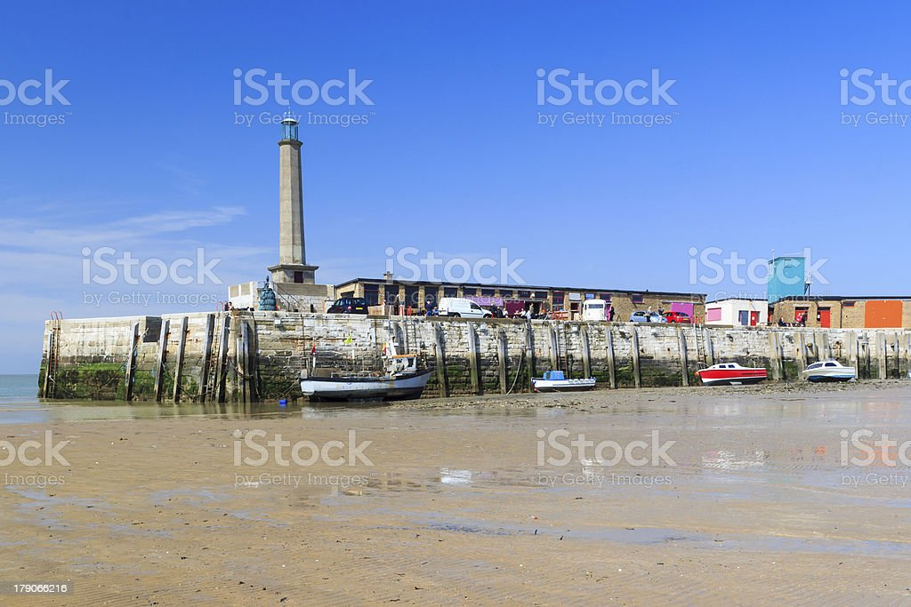 Margate Kent-Angleterre photo libre de droits