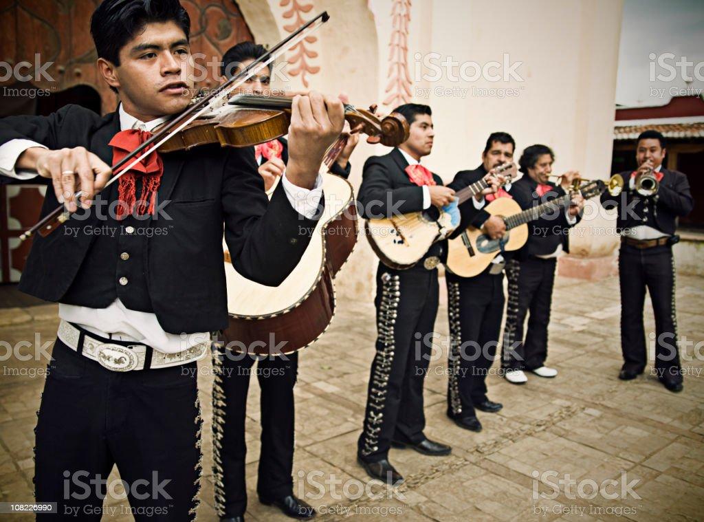 Mariachi stock photo