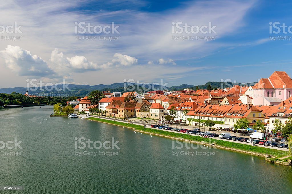 Maribor stock photo
