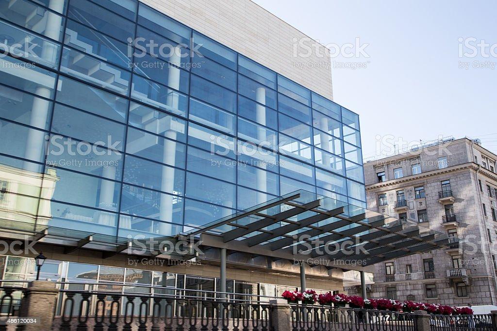 Mariinsky Theater 2 stock photo