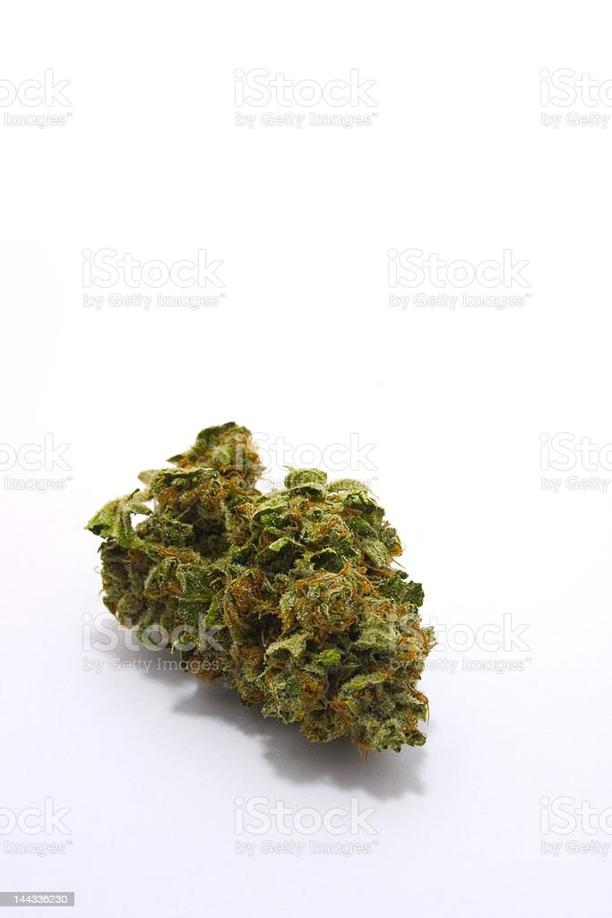 marijuana3 royalty-free stock photo