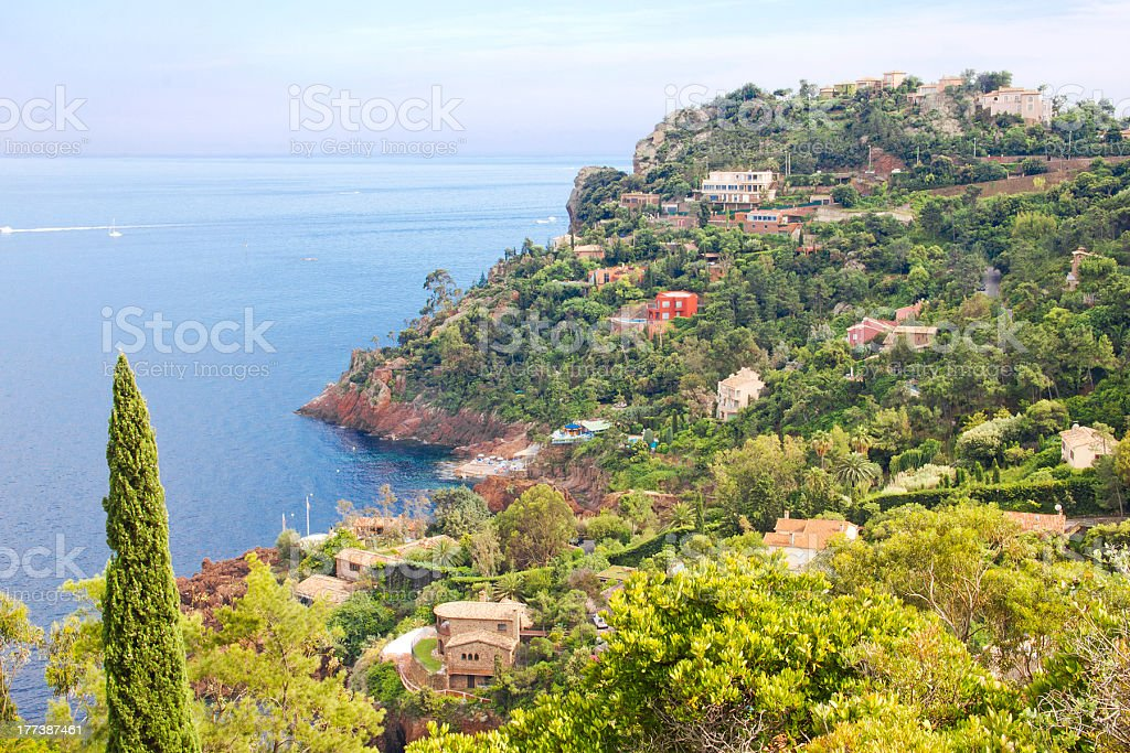 Marimar, south of France royalty-free stock photo