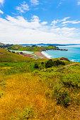 Marin Headlands Fort Cronkhite Rodea Beach SF V