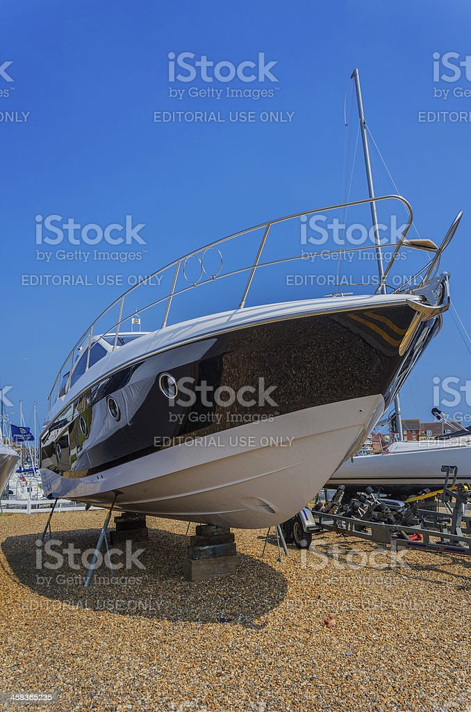 marina royalty-free stock photo