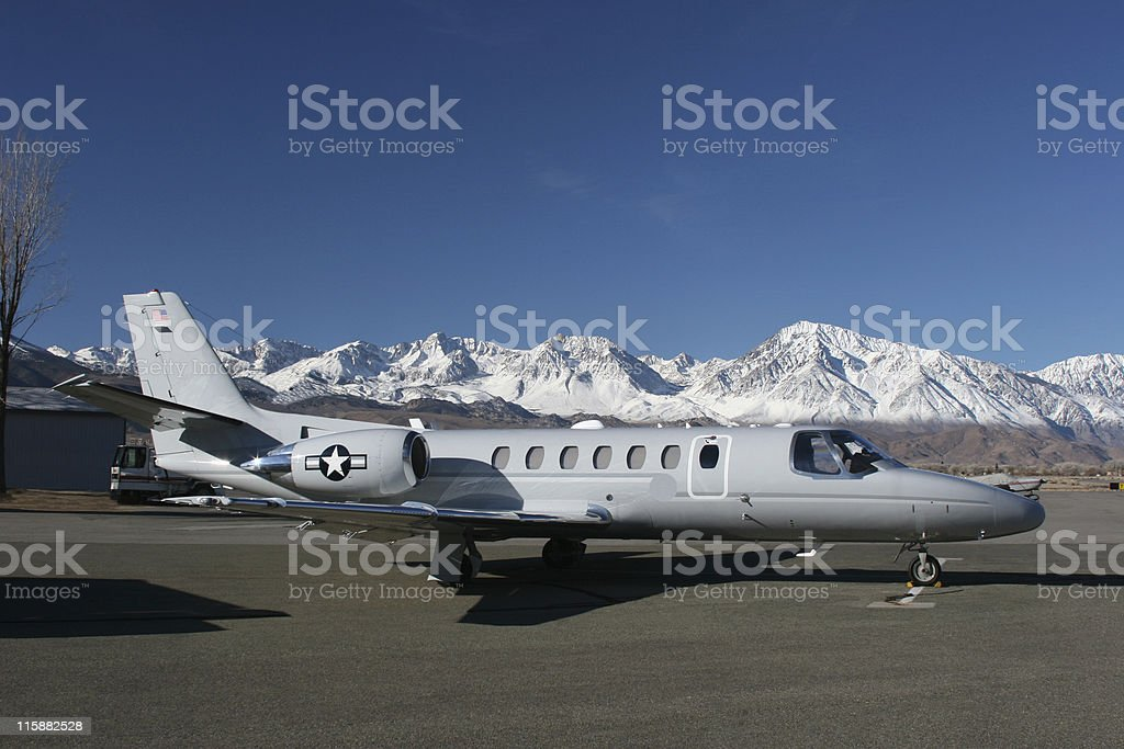 Marine Corps Citation royalty-free stock photo