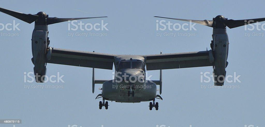 Marine Corps V-22 Osprey stock photo