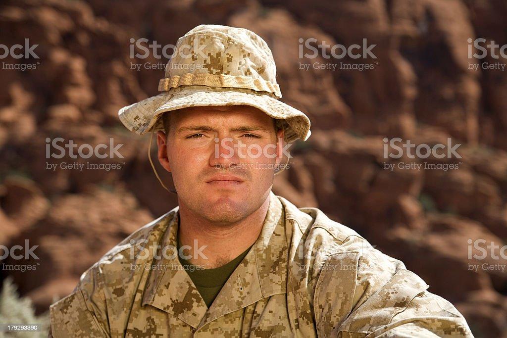 Marine royalty-free stock photo