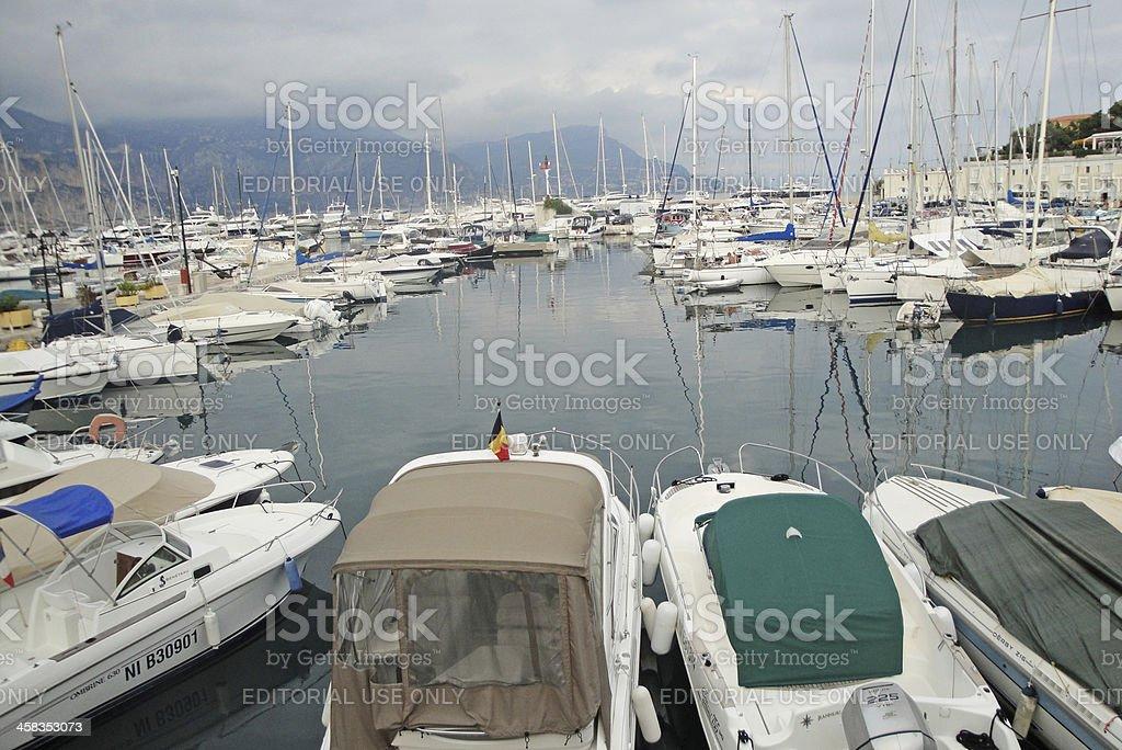 Marine Pier stock photo