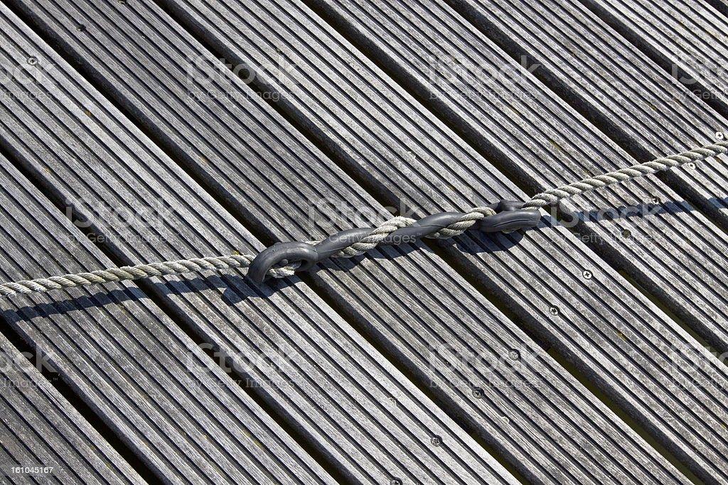 marine white rope royalty-free stock photo