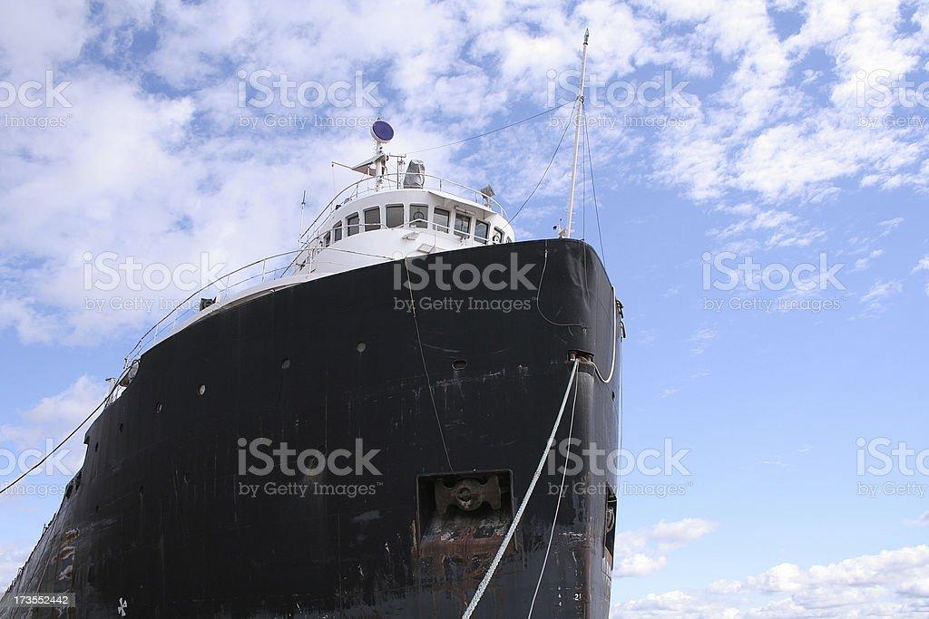 Mariner royalty-free stock photo