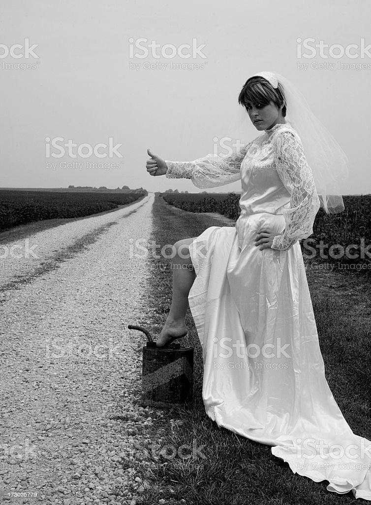 Marital Problems royalty-free stock photo