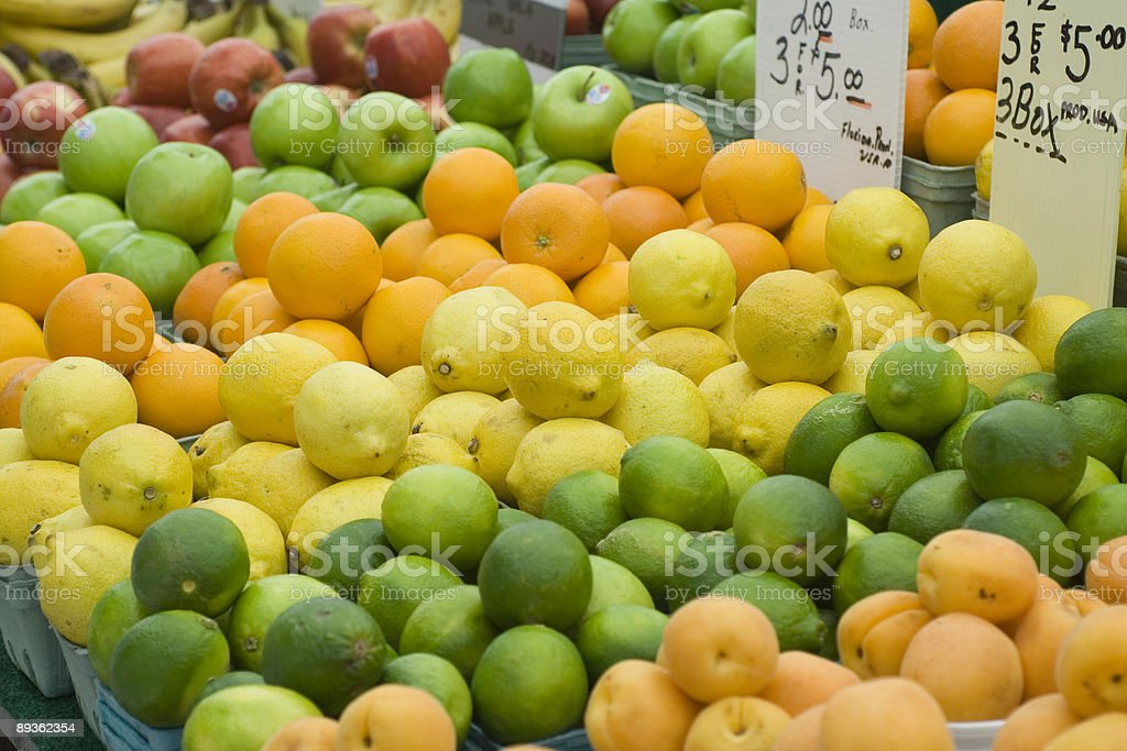 Market royalty-free stock photo