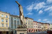 Market Square, Lviv