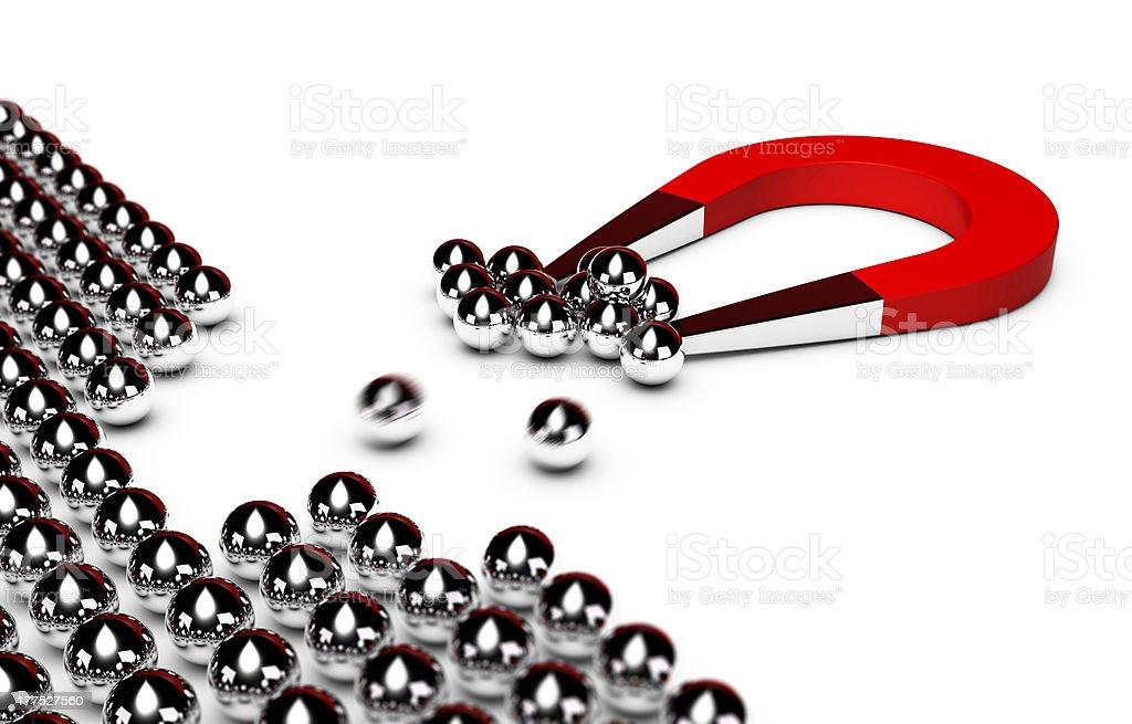 marketing campaign concept stock photo