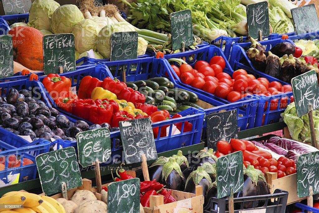 Marketplace royalty-free stock photo