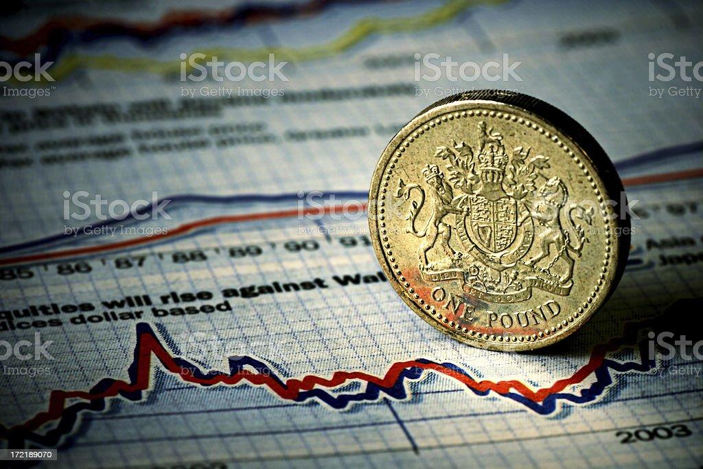 Markets royalty-free stock photo