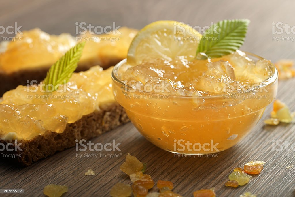 marmalade stock photo