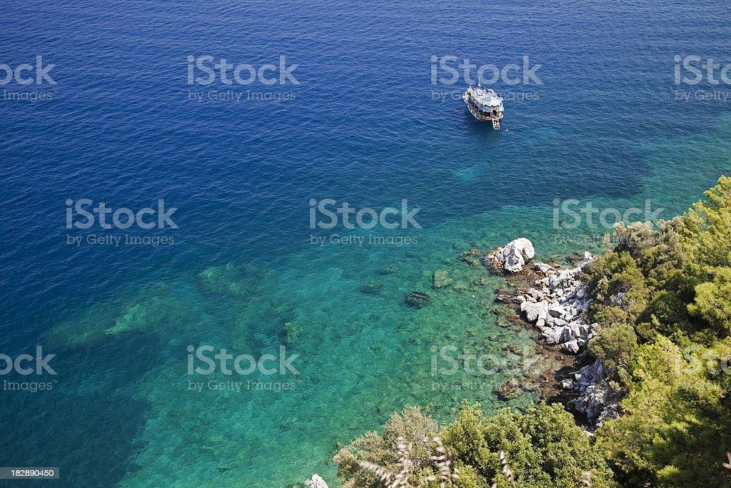 Marmaris stock photo
