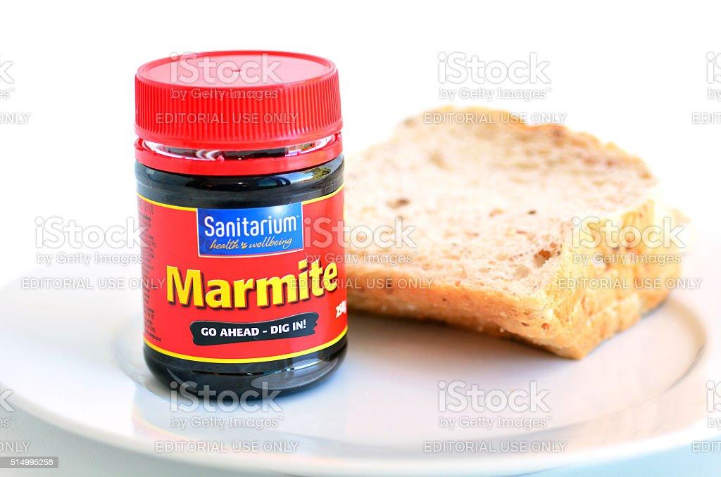 Marmite stock photo