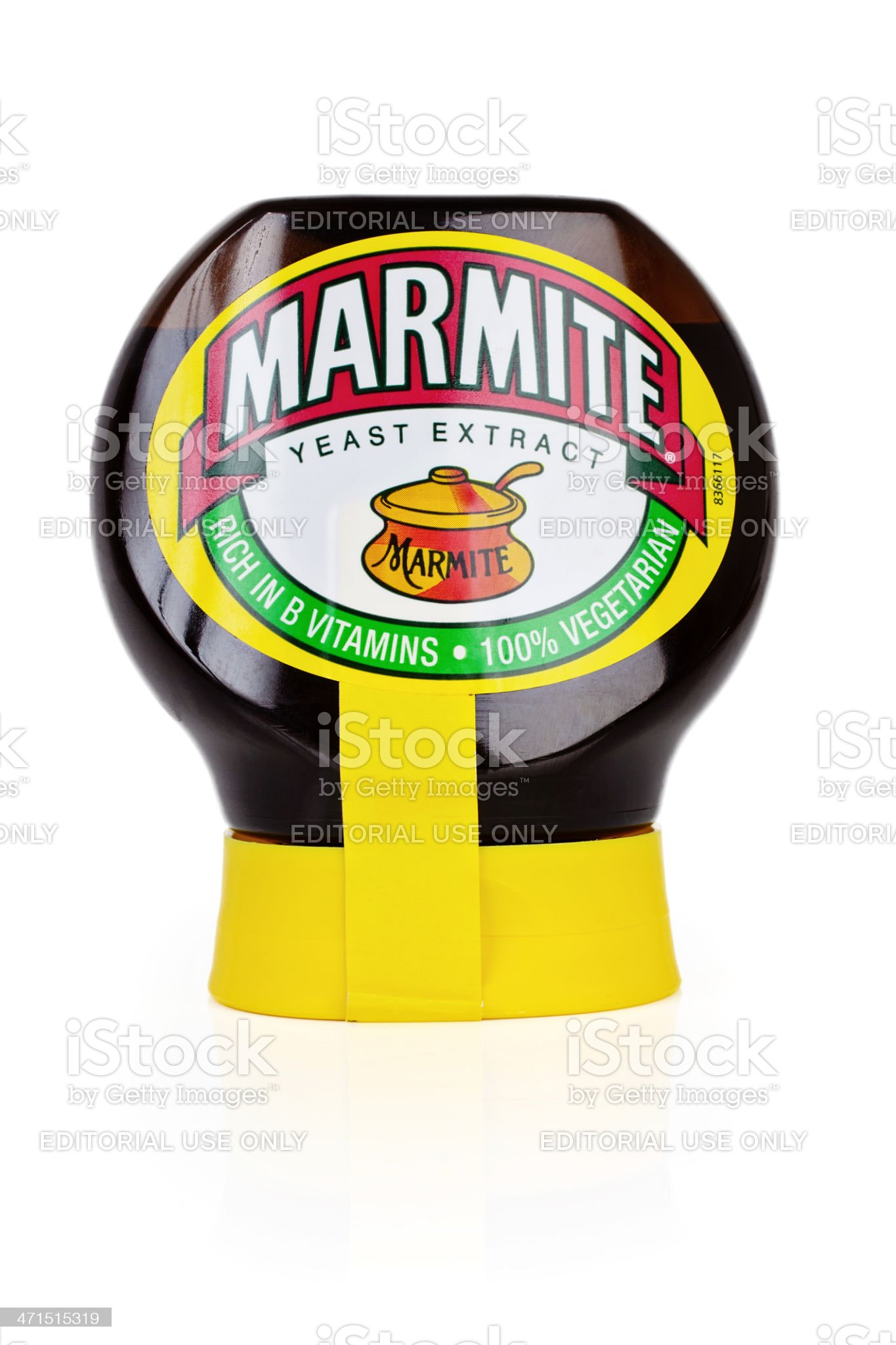 Marmite Yeast Extract Spread royalty-free stock photo