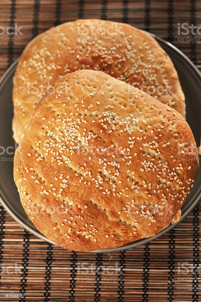 Marokan bread royalty-free stock photo