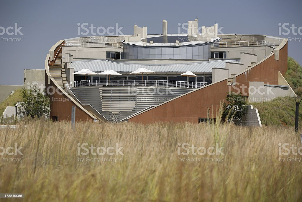 Maropeng South Africa royalty-free stock photo