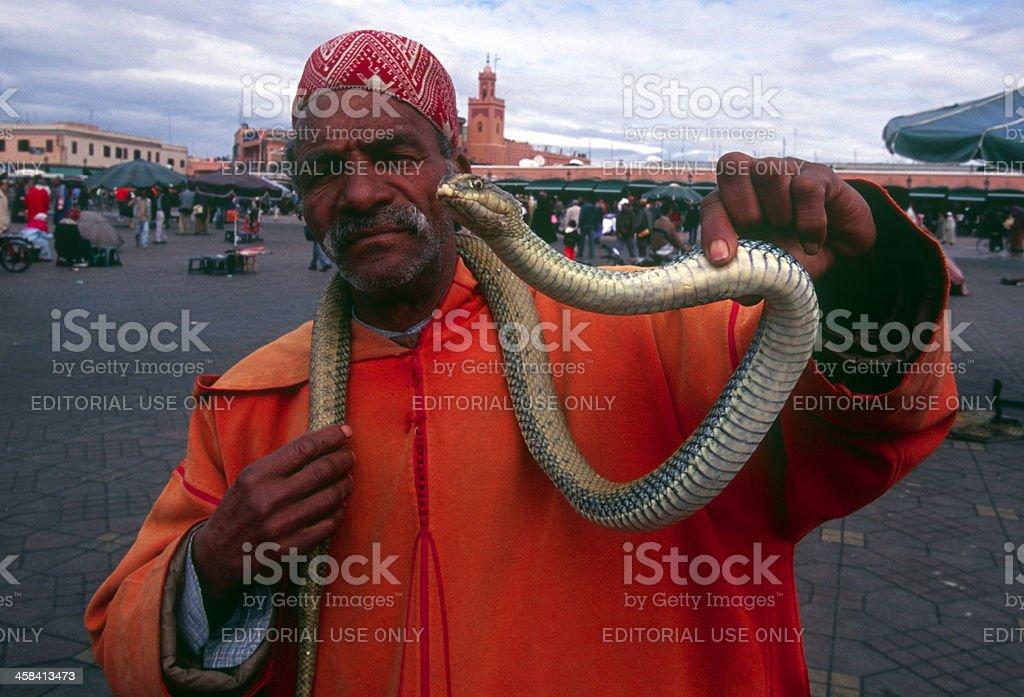 Marrakech royalty-free stock photo