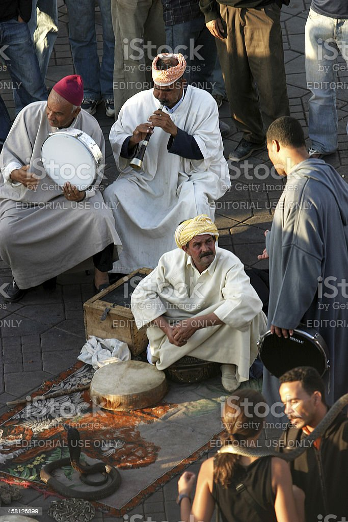 Marrakesh stock photo