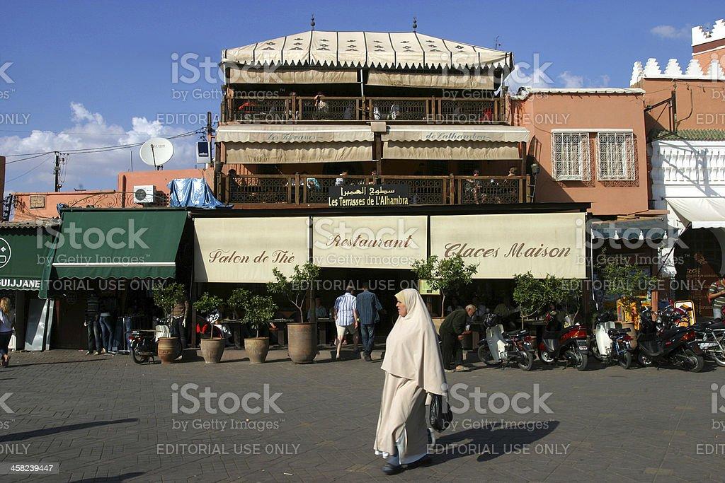 Marrakesh royalty-free stock photo