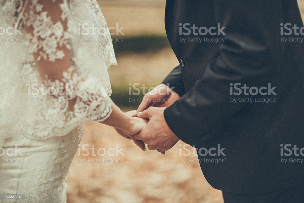 Married Couple stock photo