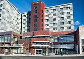 Marriott Courtyard Everett Washington