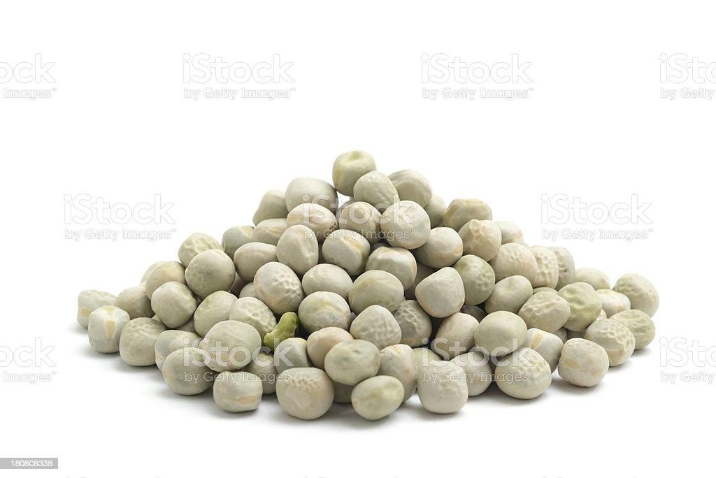 Marrowfat peas royalty-free stock photo