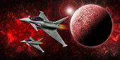 Mars interceptors.