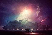 Mars terraforming and colonization