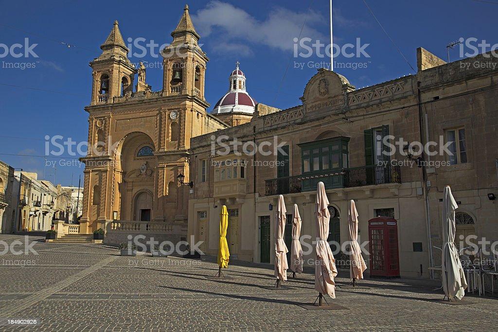 Marsaxlokk-Malta stock photo
