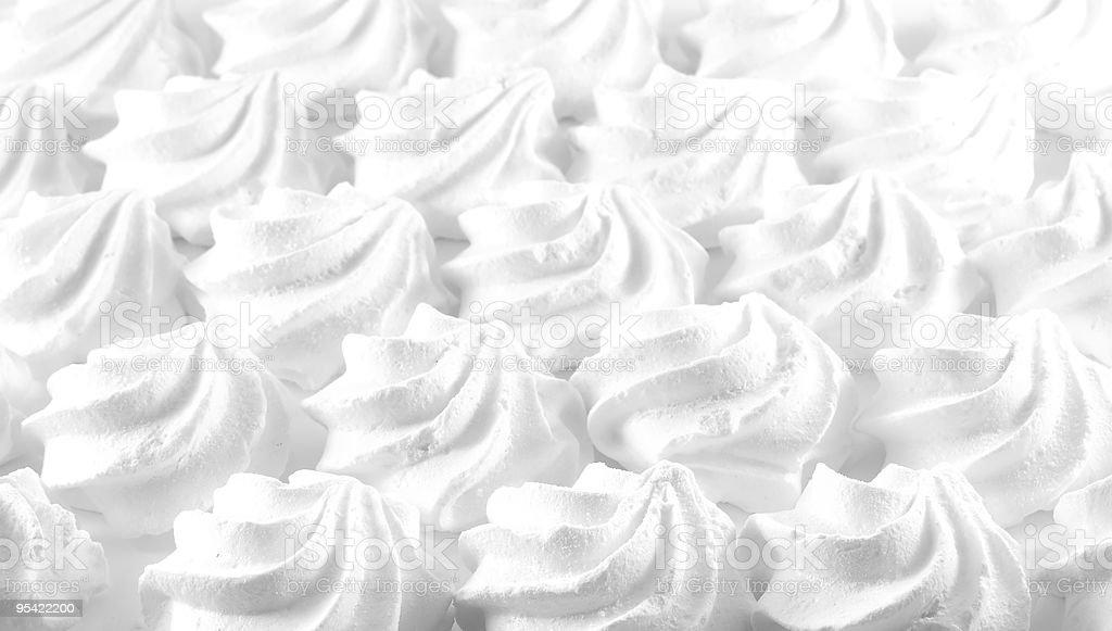 marshmallow cakes royalty-free stock photo