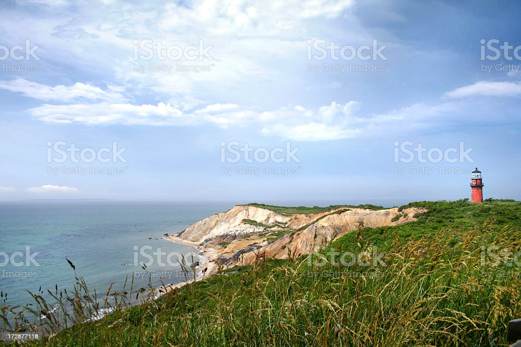 Martha's Vineyard stock photo