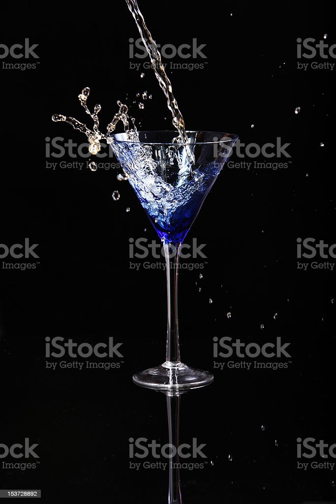 martini cocktail, drink royalty-free stock photo
