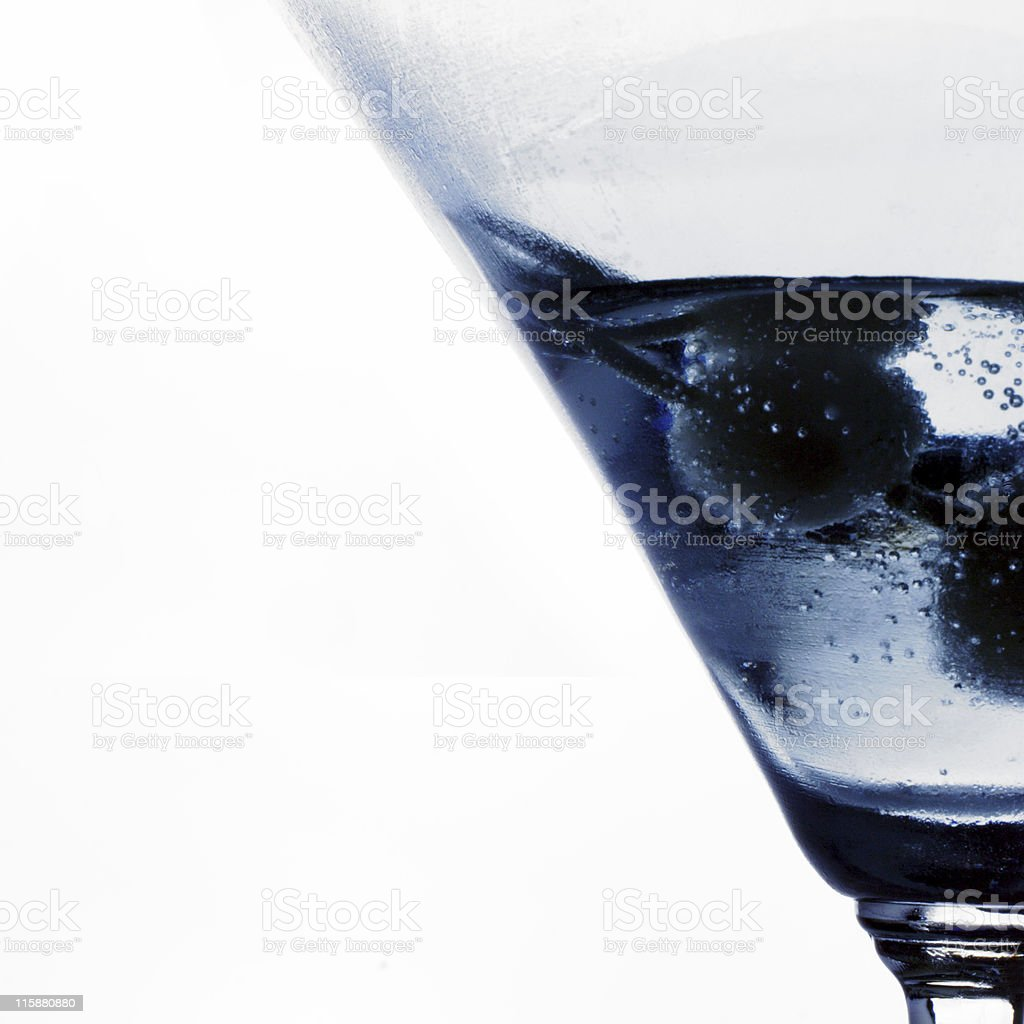 martini cocktail royalty-free stock photo
