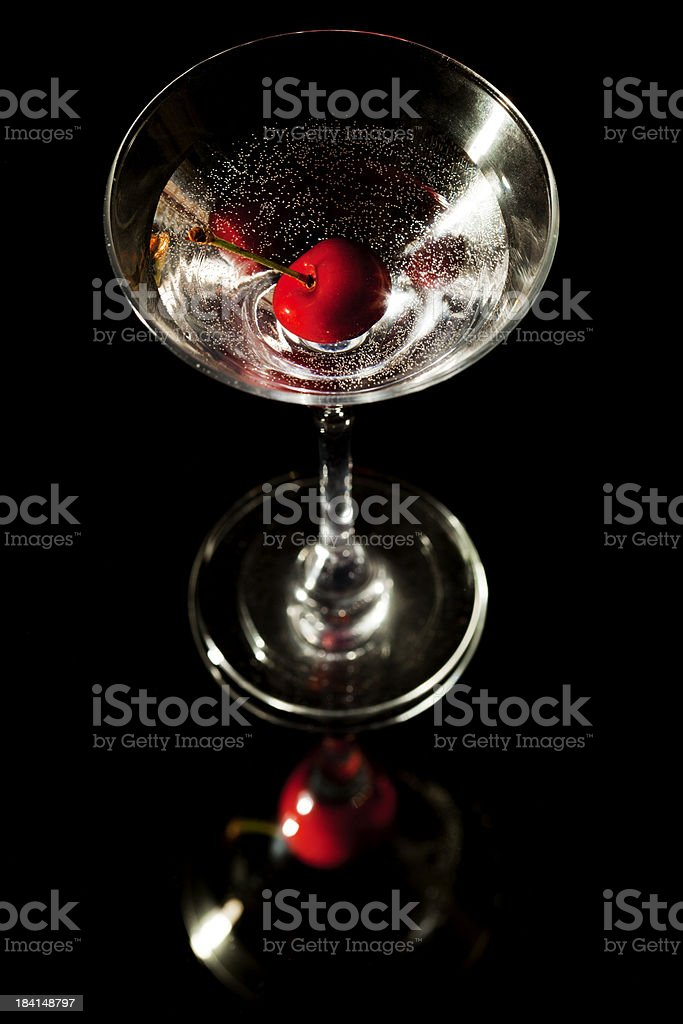 Martini royalty-free stock photo