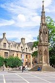 Martyrs Memorial  in Oxford, England
