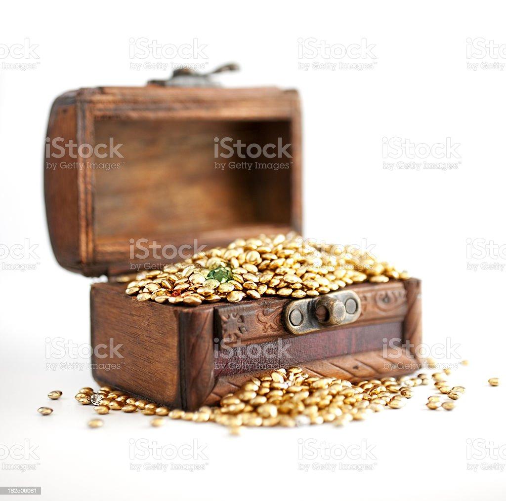 Marvellouse Treasure royalty-free stock photo