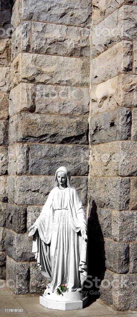 Mary stock photo