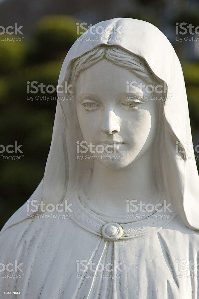 Mary royalty-free stock photo